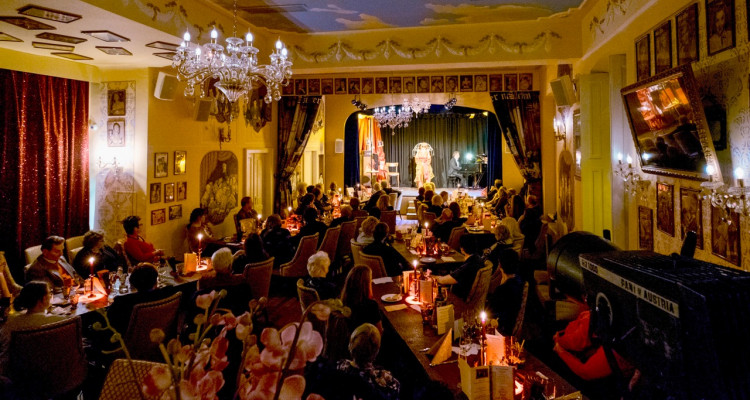 Dinner Theater Saal_Foto Hans Leitner