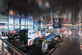 MSC Meraviglia, F1 Simulator