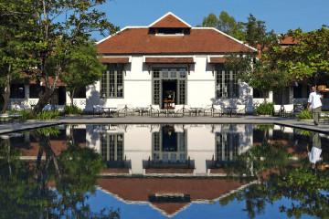 Amantaka - Swimming Pool