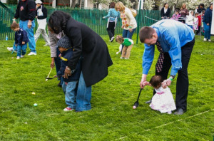White House Easter Egg Roll (c) Shutterstock