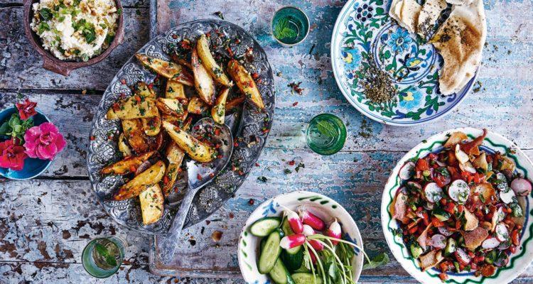 Libanesische Küche: 9 leckere orientalische Rezepte aus dem Land