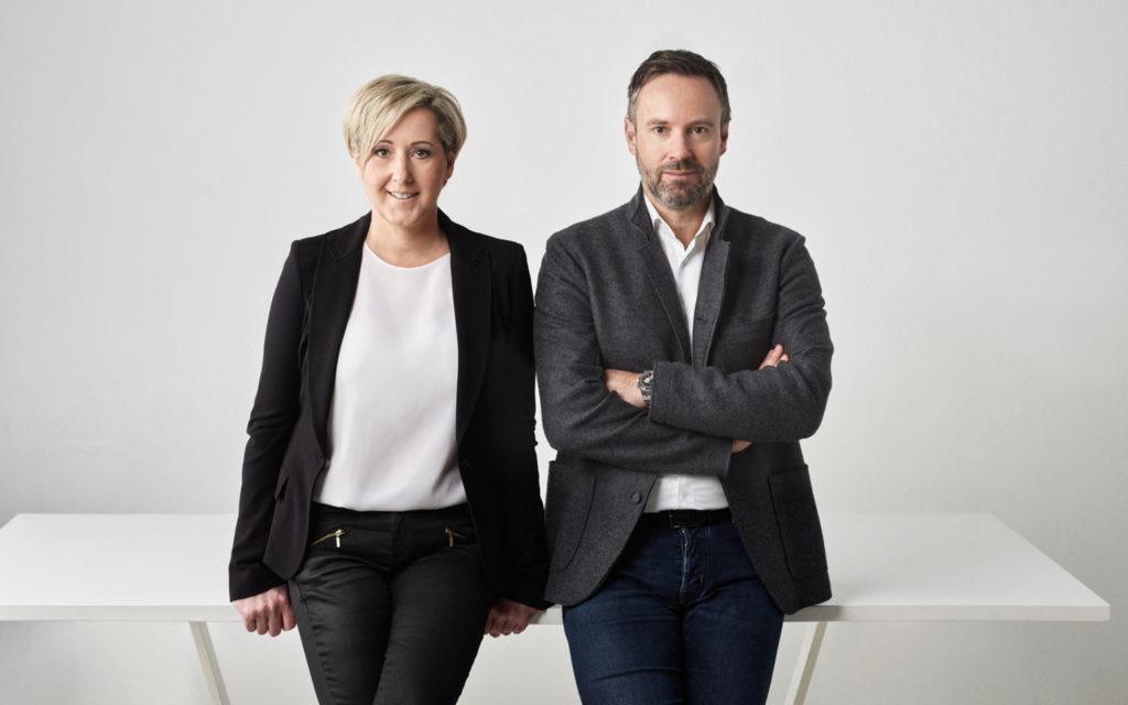 RINGANA Gründer Andreas Wilfinger und Ulla Wannemacher