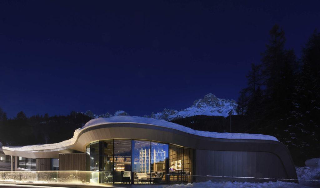 Das Loox in Obereggen c Obereggen LatemarAG Oskar Da Riz 1024x602 - Architektur-Highlight im Eggental