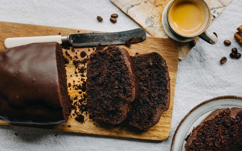 Rote-Bete-Schokoladenkuchen